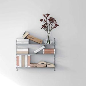 String Pocket Von String Furniture Ein Regal Unbegrenzte Moglichkeiten River Nordic Design