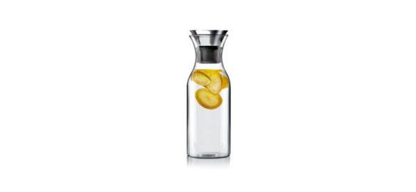 Eva Solo Kühlschrankkaraffe, Glas, klar, ohne Thermohülle