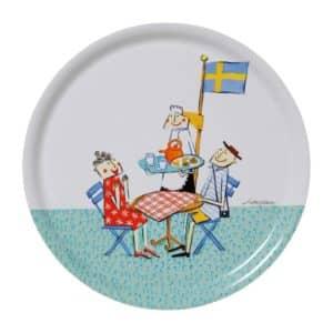Bengt# Tablett Fika