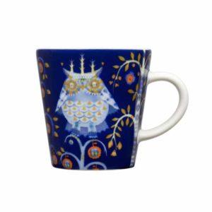 Taika Espressotasse blau