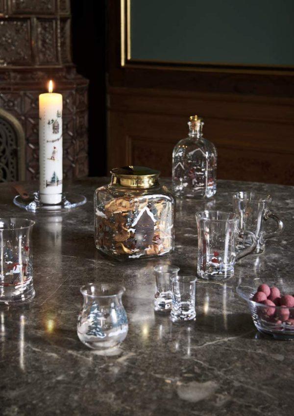 Holmegaard Christmas Jul Teelichthalter