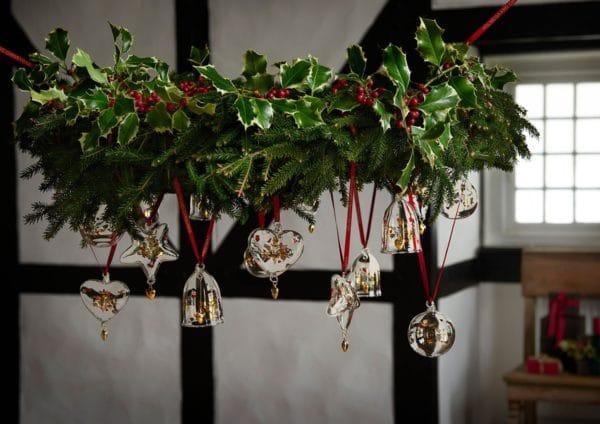 Holmegaard: Anne-Sofi Romme Weihnachtsschmuck dänisch Christbaumschmuck