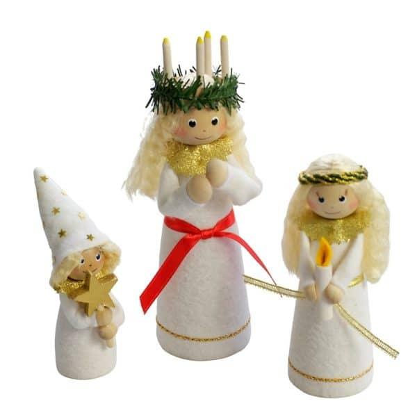 Lucia Hemslöjd Weihnacht