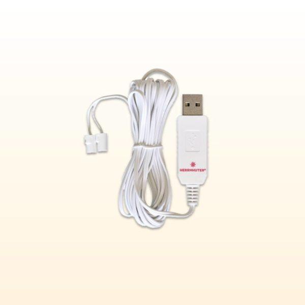 Herrnhuter Sterne USB-Adapter