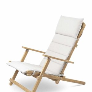 Carl Hansen & Søn Deck Chair Liegestuhl Outdoor