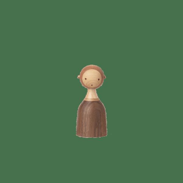 Architectmade Kin Familie Holz Baby Figur