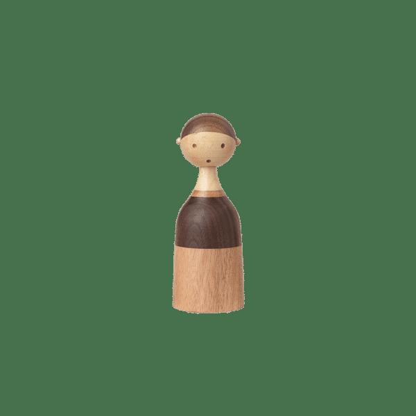 Architectmade Kin Familie Holz Vater Dad Figur