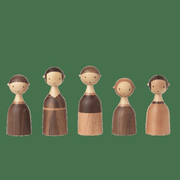 Architectmade Kin Familie Holz