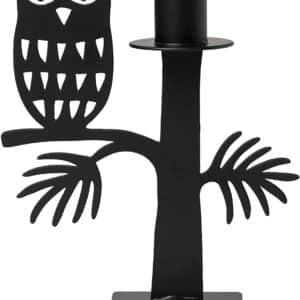 Bengt & Lotta Kerzenhalter Kerzenleuchter Eule Owl