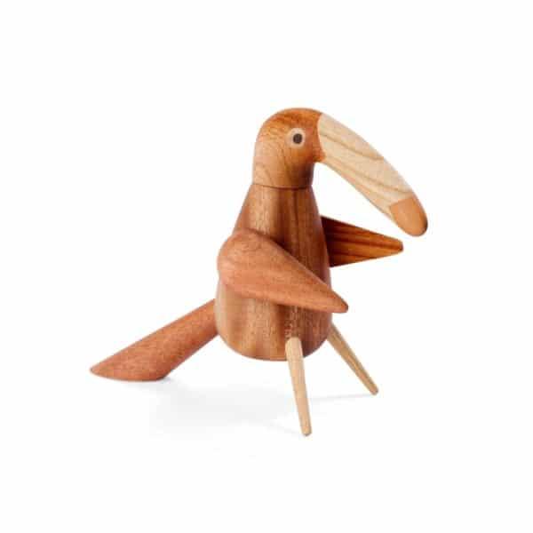 Spring Copenhagen Pfeffermühle Vogel Pfeffervogel Tucan