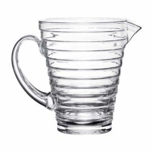 Iittala Aino Aalto Krug Glas klar Karaffe
