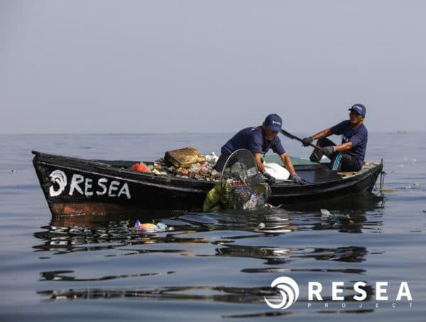 Eva Solo ReSea Projekt Indonesien