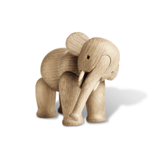 Kay Bojesen Elefant Elephant klein Eiche Holztier
