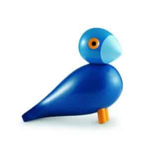 Kay Bojesen Bird Vogel blau
